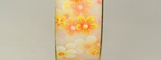 Organzaband Blumen 30mm gelb orange 3191096 30 801 Sonderangebot 533x198 Organzaband in 10 mm ist der Topseller preiswerte Organzabnder